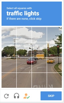 Captcha Image pour sécurisé son site web
